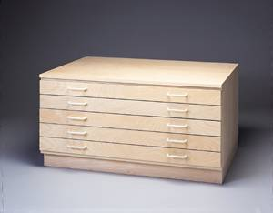 Oak And Birch Finished And Unfinished Flat Files